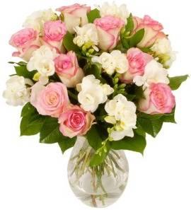 Бело-розовое чудо