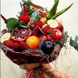 Brightness of Fruits