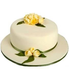 Цветочный Тортик для Мамы