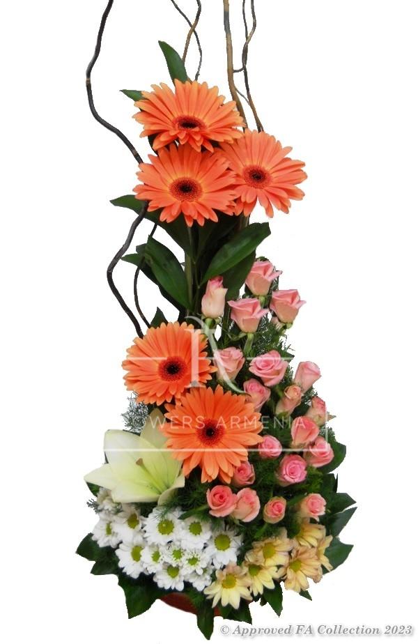 Цветы доставка цветов в ереване онлайн купить капли цветы баха
