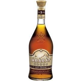 Ararat Cognac 5y. Old