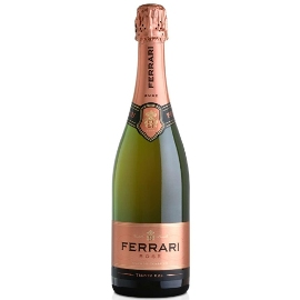 Шампанское Ferrari Rose, Италия