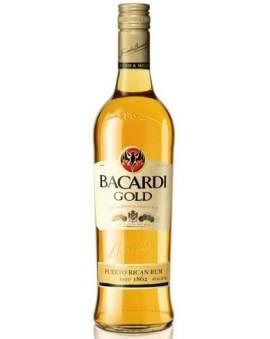 Ром Bacardi Gold