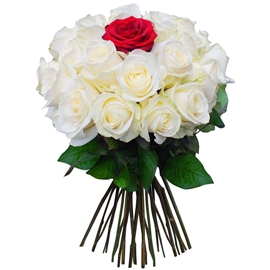 35 Roses for Special Blessing