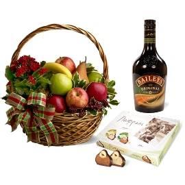 Fruits, Sweets & Liquor