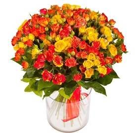 Flower Flames