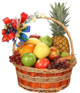 Fine Fruits Basket