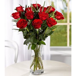 Очаровательные Красные Розы