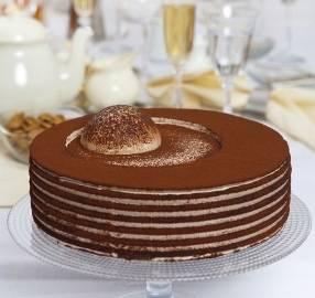 Chocolate Round cake