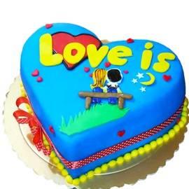 Торт Love is