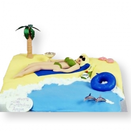 Palm Beach Cake