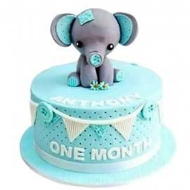 Baby Elephants cake