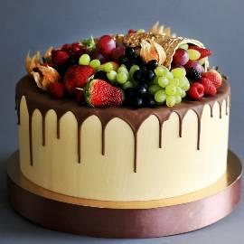 Fruitful Cake