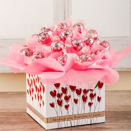 Pink Chocolate Arrrangement