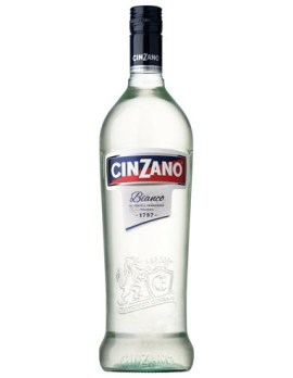 Cinzano Bianco Vermouth 0.5L
