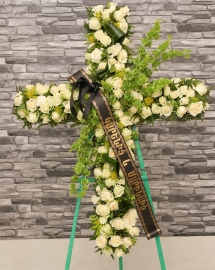 Венок Крест