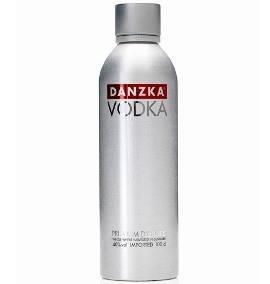 Danzka Red Vodka