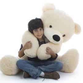 The Big Teddy Bear