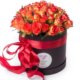Великолепные Оранжевые розы