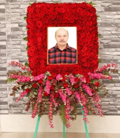Wreath with Foto