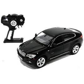 Black BMW X6