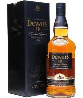 Dewar's Scotch Whiskey 18 Years Old, 0.75 Liter