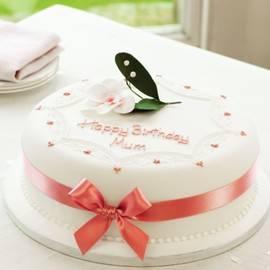 Happy Birthday Mum Cake