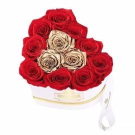 Flower box  «Sensual and Romantic»