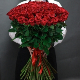 Роскошные Алые Розы