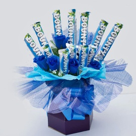 Bounty Candy Bouquet