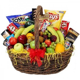 Assorted Sweet Basket
