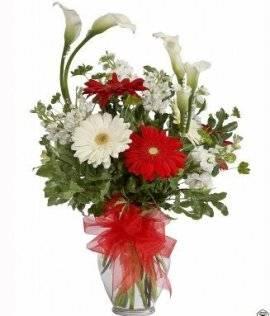 Gracious Bouquet in Vase