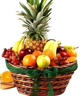 Delicious Fruit Basket