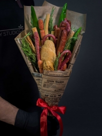 Snack Bouquet for Man
