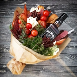 Gourmet Men's Bouquet