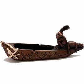 Лодка-пепельница