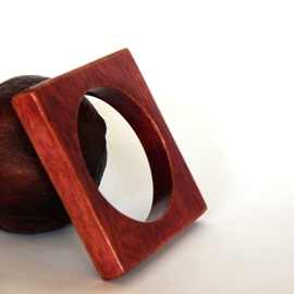 Natural Wooden Bangle