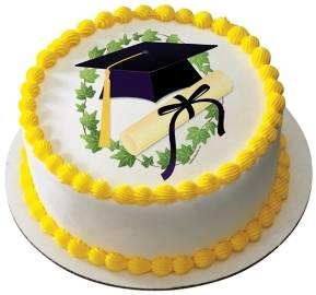 The Graduation Cake