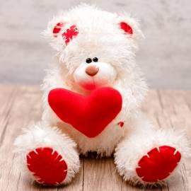 Happy Bear, Soft Toy