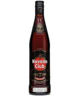 Havana Club 7y. Old Rum