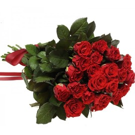 Exra-Large Red Naomi Roses (80cm)