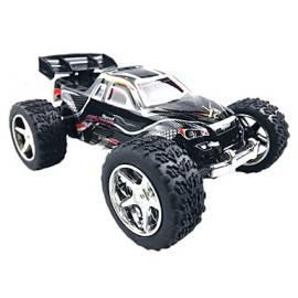 High-Speed Black Car