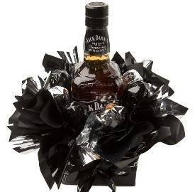 Jack Daniels in Chocolates