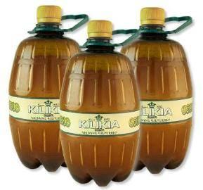 Kilikia Beer, 3 x 1L cans