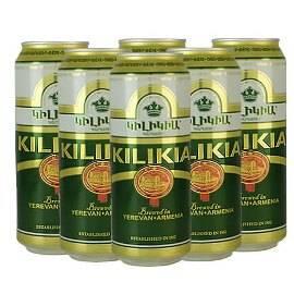 Пиво Киликия, 6 x 500