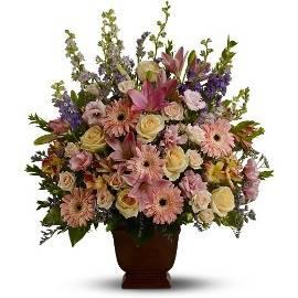 Lavender Sympathy Bouquet