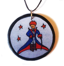 Pendant with Little Prince