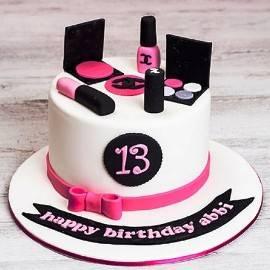 Ladies Fashion Cake