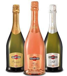 Шампанское Мартини