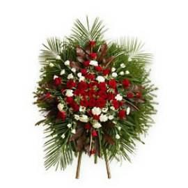 Natural Sympathy Wreath
